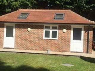 installed velux roof windows