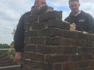our expert building chimney