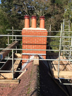 well-designed chimney by our experts