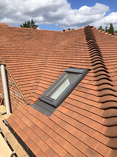 velux roof windows installed