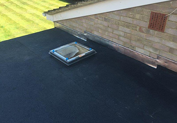 repairing flat roof guildford