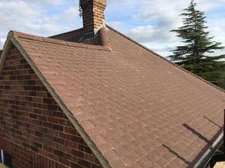roof installation by our roofer guildford