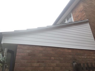 perfect roofline designed by our team