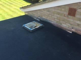 damage roof window