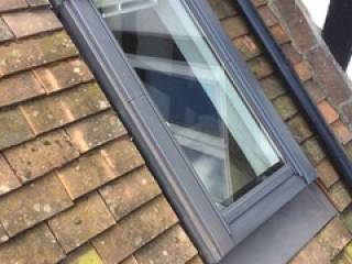 installed roof windows